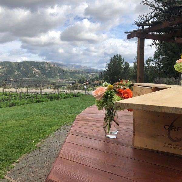 รูปภาพถ่ายที่ Orfila Vineyards and Winery โดย Emily H. เมื่อ 3/10/2019