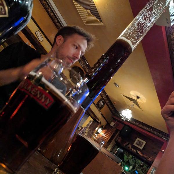 Das Foto wurde bei Fritzpatrick's Irish Pub von Teuctzintli am 5/6/2018 aufgenommen