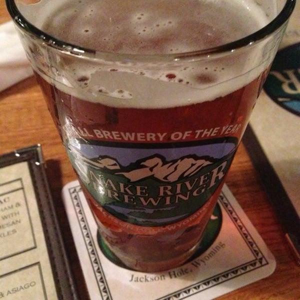 Das Foto wurde bei Snake River Brewery & Restaurant von Glenn am 7/9/2013 aufgenommen