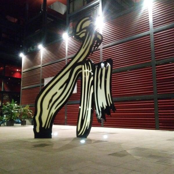 Edificio Nouvel Atocha 72 Visitors
