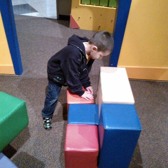 Photo taken at Children's Museum of Houston by Rey L. on 2/10/2013