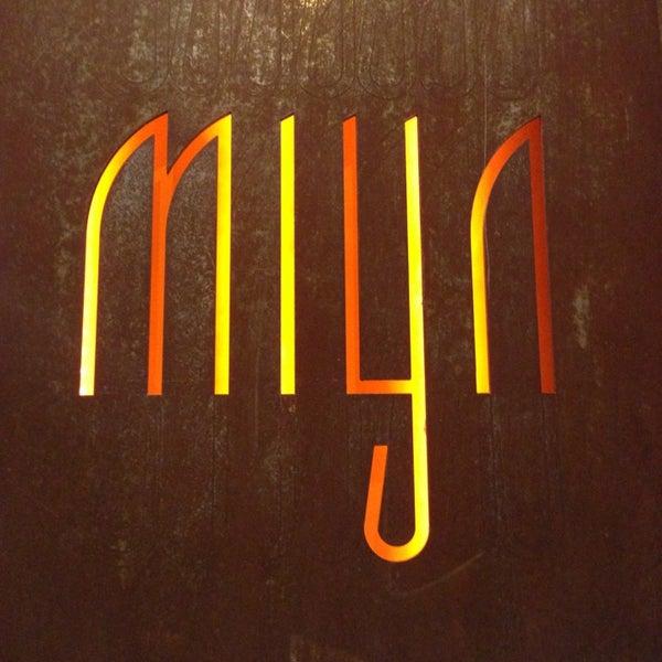 Photo prise au Restaurante Miya par Braw T. le3/23/2013