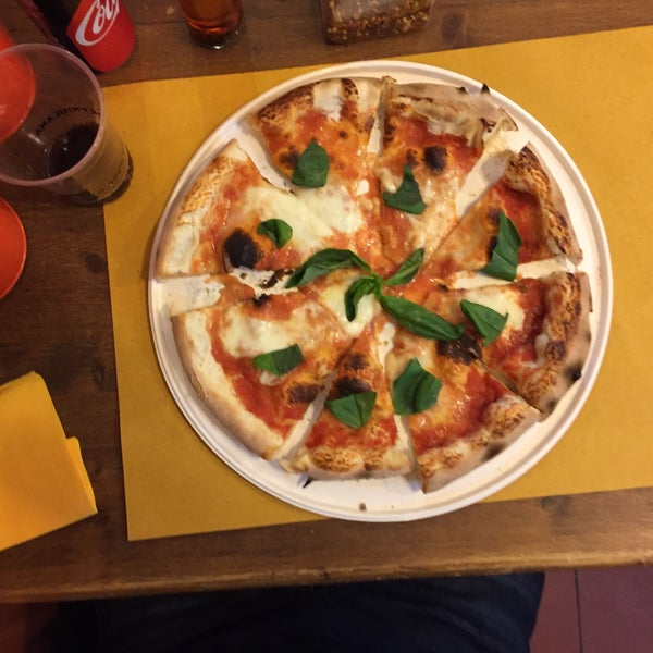 Lovely pizza!