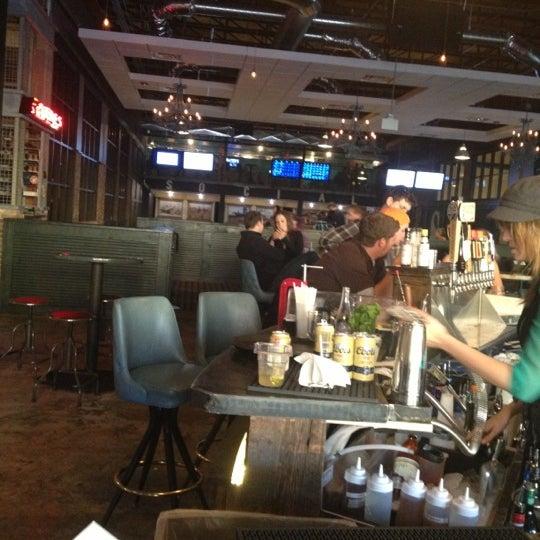 11/25/2012에 Karol님이 Punch Bowl Social에서 찍은 사진