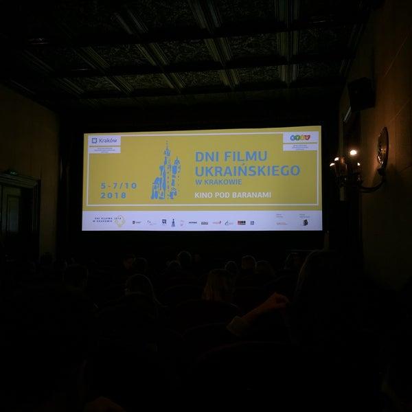 Foto tomada en Kino Pod Baranami por Полина Р. el 10/6/2018
