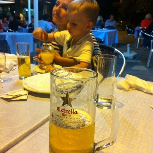 Das Foto wurde bei Restaurante Salamanca von Evgen S. am 9/26/2012 aufgenommen