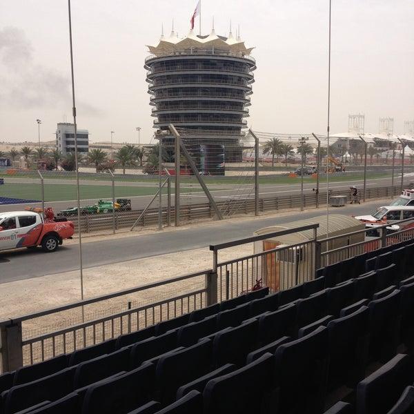 Foto scattata a Bahrain International Circuit da Imtiaz A. il 4/20/2013