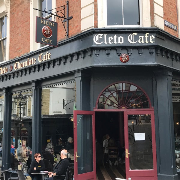 Photos At Eleto Chocolate Cafe 2 Tips