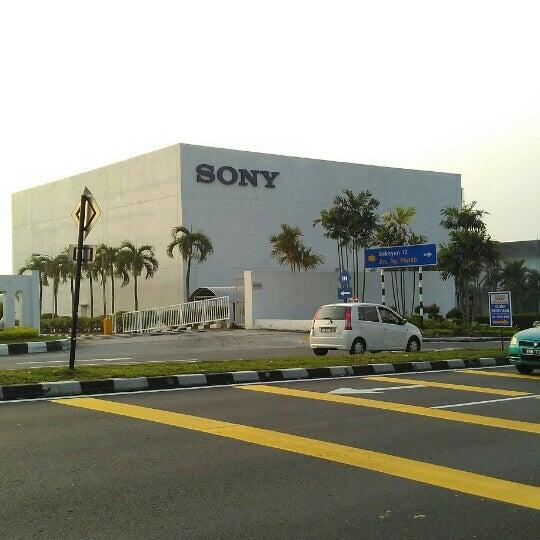 Foto Di Sony Emcs M Sdn Bhd North Plant Pabrik