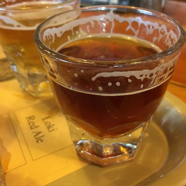 11/24/2017 tarihinde Espresso J.ziyaretçi tarafından Fearless Brewing'de çekilen fotoğraf