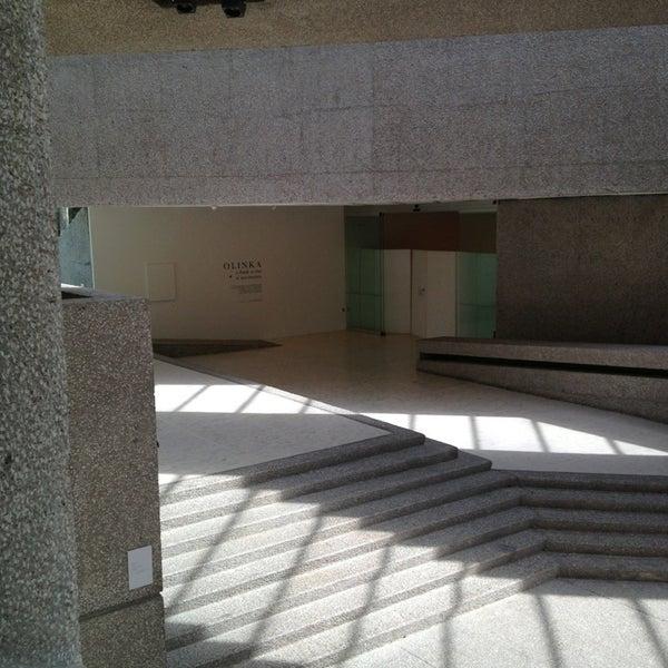 2/17/2013 tarihinde Hern B.ziyaretçi tarafından Museo Tamayo'de çekilen fotoğraf