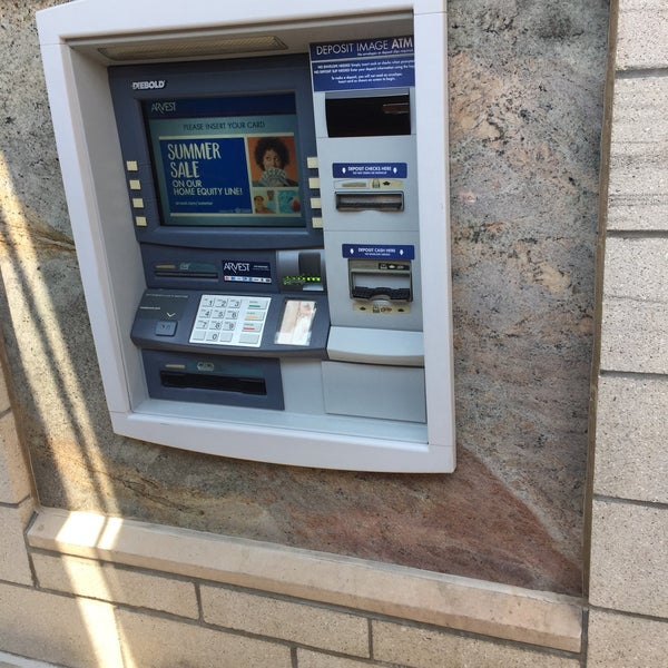 Photos at Arvest Bank ATM - 201 W Central Ave