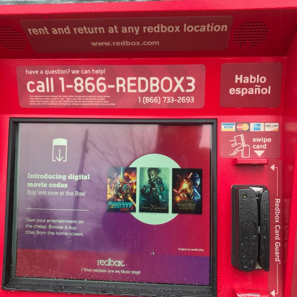 Photos at Redbox - 342 N Lewis Rd
