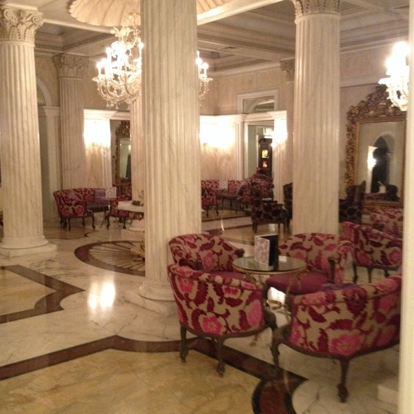 12/21/2013にGiulia C.がGrand Hotel Des Bainsで撮った写真
