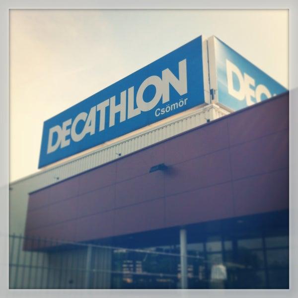87ec57d8b22a Decathlon Csömör - Csömör, Pest megye