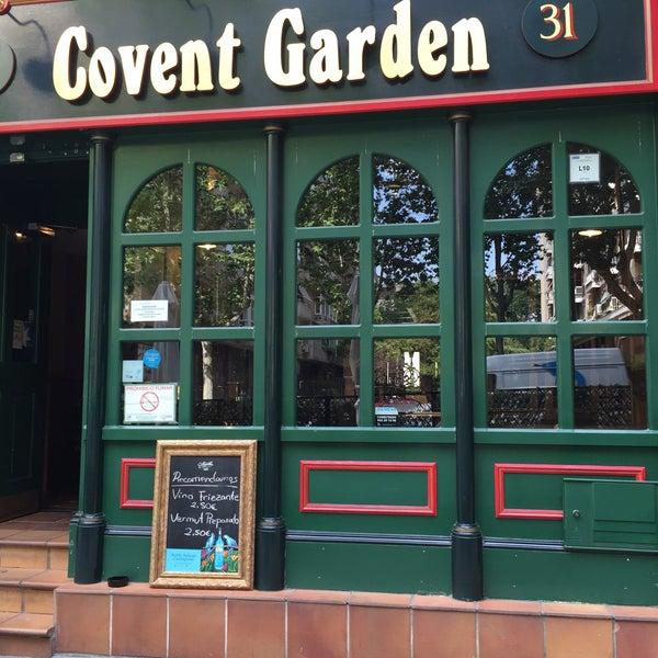 7/4/2016にRuud K.がCovent Gardenで撮った写真