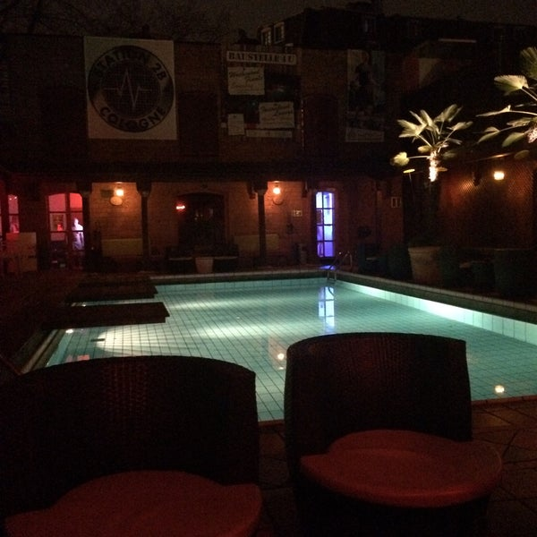 Club babylon sauna Pictures and