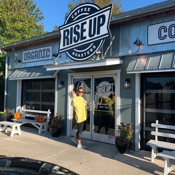 Rise Up Coffee Roasters Coffee Shop