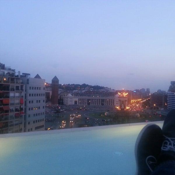 7/12/2013에 Jordi S.님이 Piscina B-Hotel에서 찍은 사진