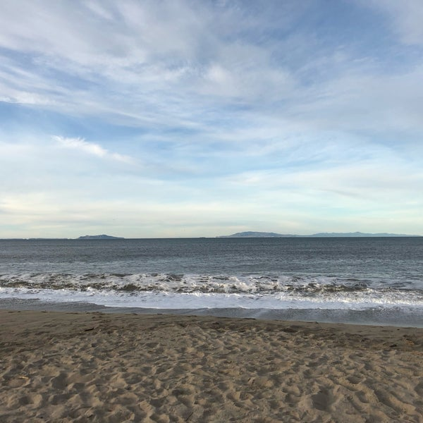 Photo Taken At Mandalay State Beach By Peter M On 1 14 2018