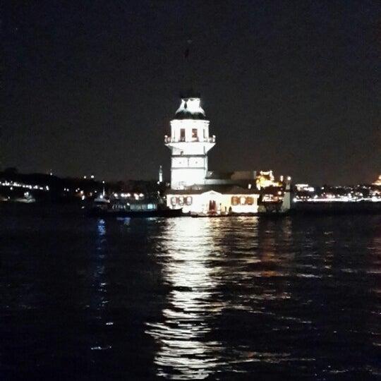 7/24/2013 tarihinde !$t€m!h@n @.ziyaretçi tarafından Kız Kulesi'de çekilen fotoğraf