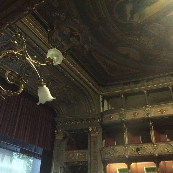 Das Foto wurde bei Teatro Colón von Diego R. am 4/12/2018 aufgenommen