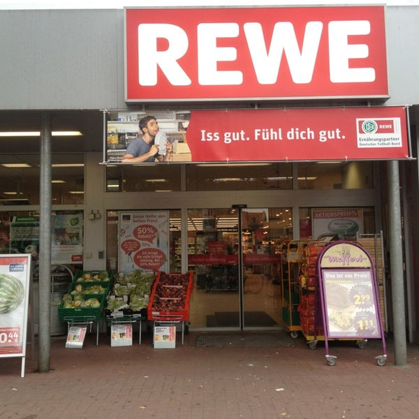 Rewe City Hannover