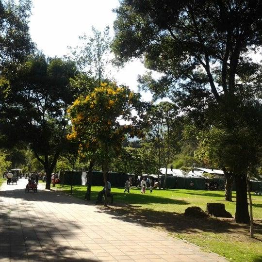 Foto diambil di Parque El Ejido oleh Milton R. pada 1/27/2013