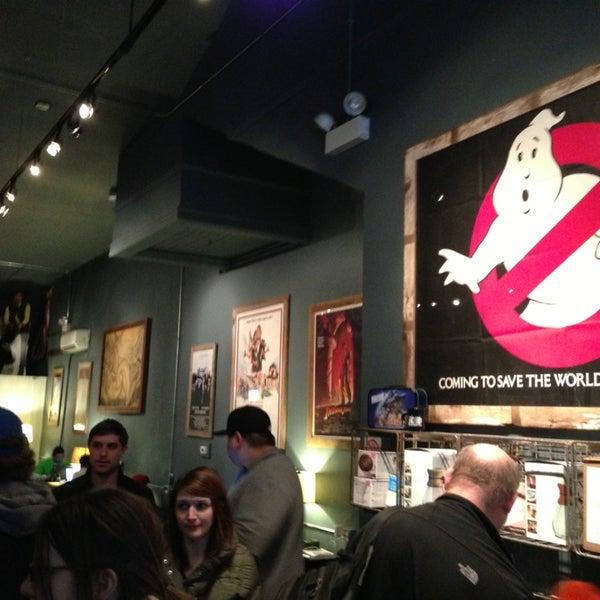 3/9/2013에 Alberto님이 The Wormhole Coffee에서 찍은 사진