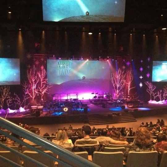 12/9/2012 tarihinde Julie H.ziyaretçi tarafından Eastview Christian Church'de çekilen fotoğraf