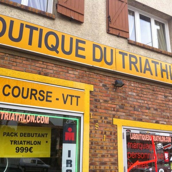634f83b7d84 La Boutique Du Triathlon - Bike Shop in Clamart
