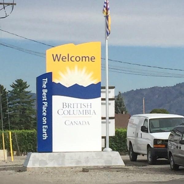 Das Foto wurde bei British Columbia Visitor Centre @ Osoyoos von Cid S. am 8/18/2017 aufgenommen