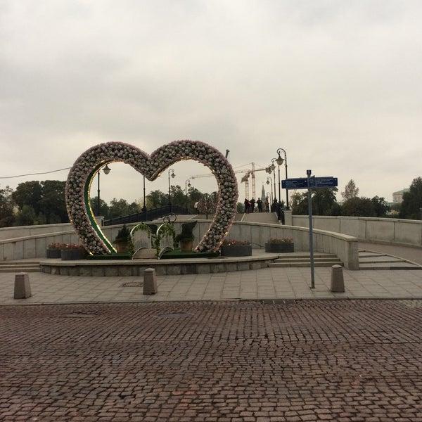 аллея любви в тольятти фото производится стропами