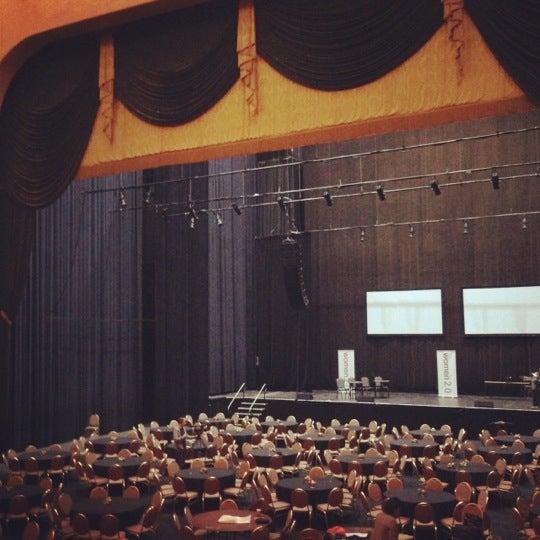11/13/2012にKirsten C.がHammerstein Ballroomで撮った写真