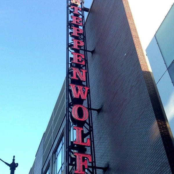 7/25/2013にPeter H.がSteppenwolf Theatre Companyで撮った写真