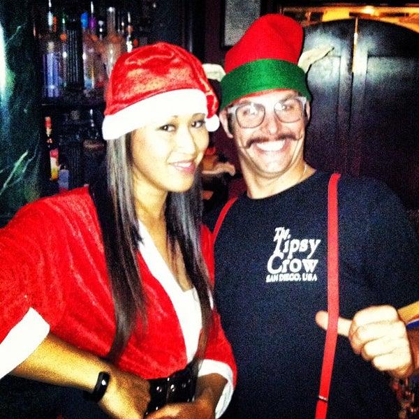 12/10/2012에 Rachel E.님이 The Tipsy Crow에서 찍은 사진