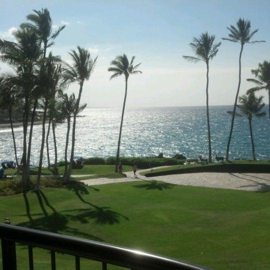 Foto tomada en Hilton Waikoloa Village por Susan H. el 11/11/2012