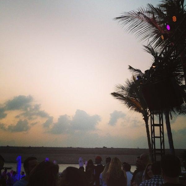 Снимок сделан в Blue Marlin Ibiza пользователем Shereen H. 1/4/2013