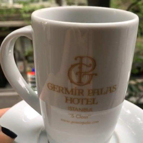 5/5/2019 tarihinde Tatişziyaretçi tarafından Germir Palas Hotel,İstanbul'de çekilen fotoğraf
