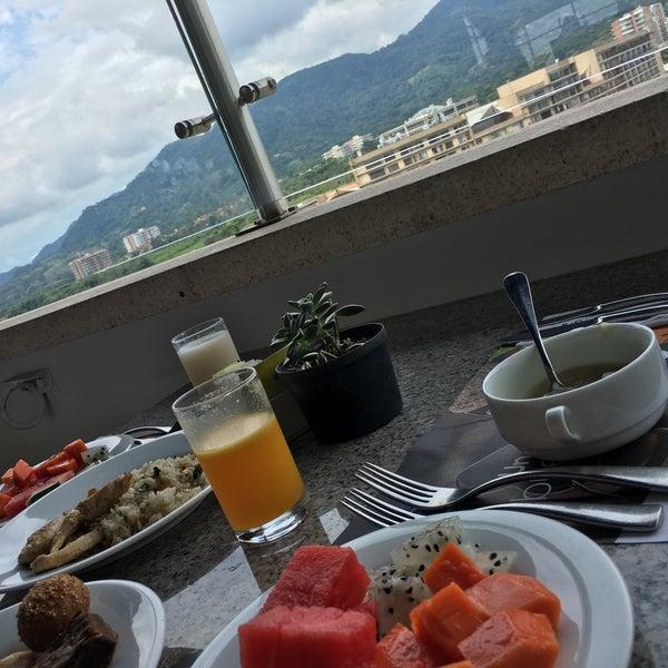 Photo prise au GHL Grand Hotel Villavicencio par Marco B. le11/19/2017