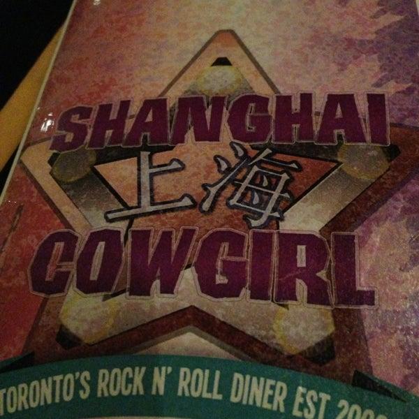 Foto scattata a Shanghai Cowgirl da David S. il 2/24/2013