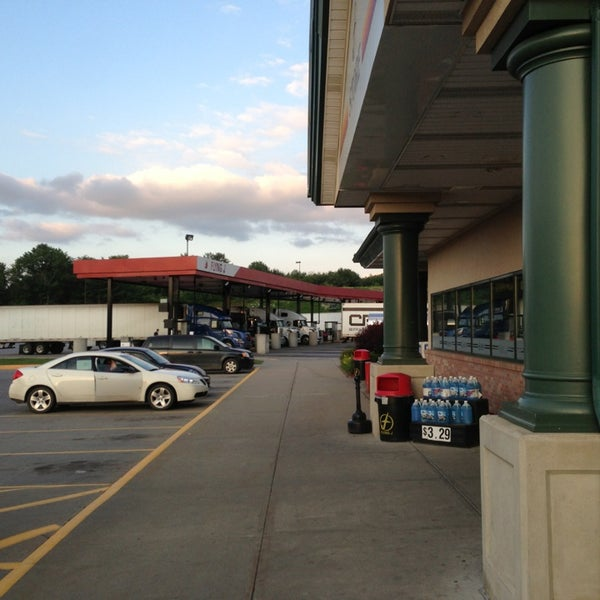 Flying J Travel Center - Brookville, PA