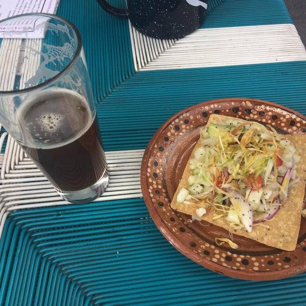 La birria y las tostadas de atún ❤️