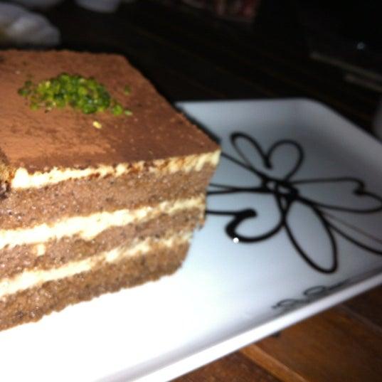 Foto tomada en Del Moon Coffee & Food & Hookah por Ecrin T. el 11/25/2012