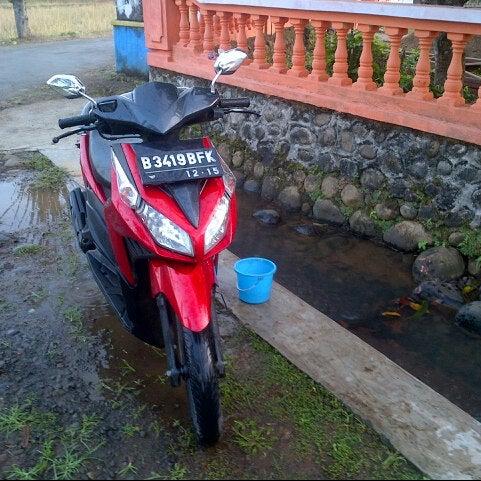 Tempat Cuci Motor Depan Sdn Kutosari Karanganyar Pekalongan