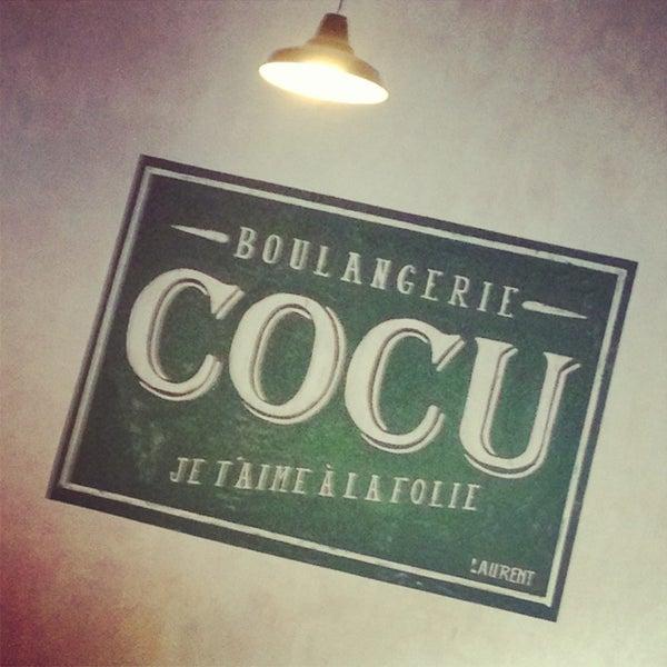 Foto diambil di Boulangerie Cocu oleh Juan d. pada 2/10/2013