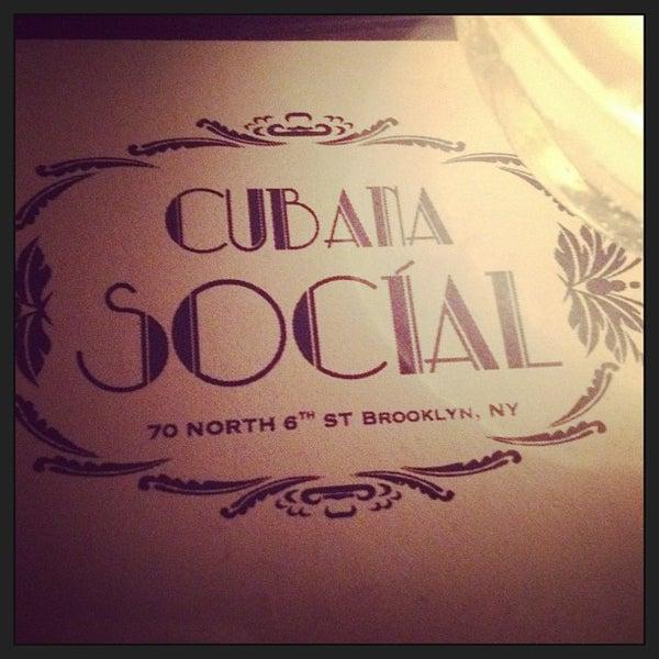 1/26/2013にFoolie B.がCubana Socialで撮った写真
