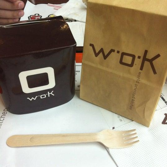 รูปภาพถ่ายที่ WOK Chile โดย Sara O. เมื่อ 12/13/2012