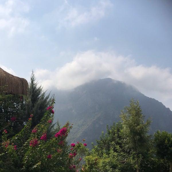 Das Foto wurde bei Lissiya Hotel von  MUKADDES T. am 8/14/2019 aufgenommen