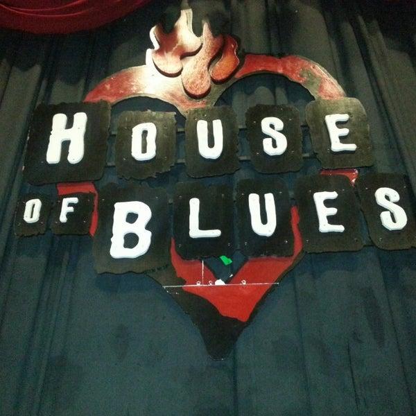 4/1/2013에 Rischard J.님이 House of Blues에서 찍은 사진